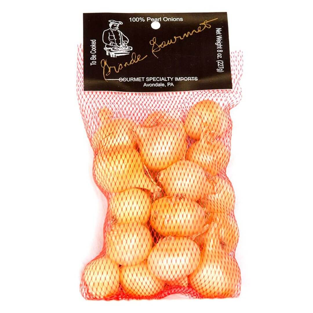 Gourmet Specialty Imports, Your Specialty Onion Source, Fresh Gold Pearl Onions