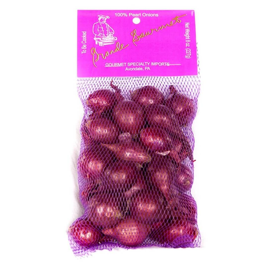 Gourmet Specialty Imports, Your Specialty Onion Source, Fresh Red Pearl Onions